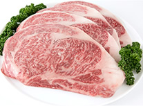SNOW AGING WAGYU<br>SNOW AGING BEEF